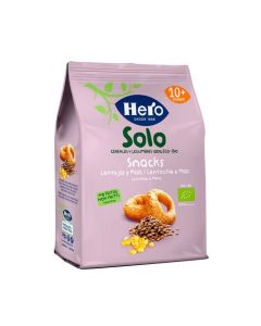 Snack SOLO lentihas e milho